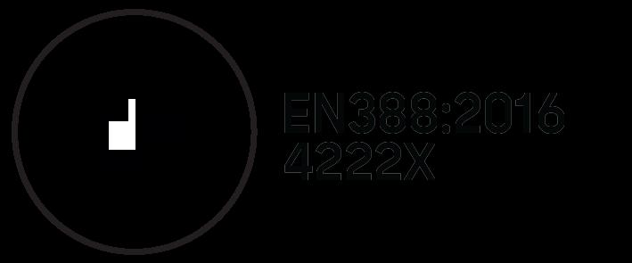 EN388-4222X